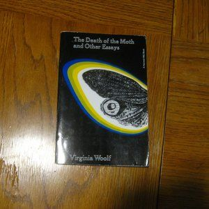 Book: The Death of the Moth (paperback)